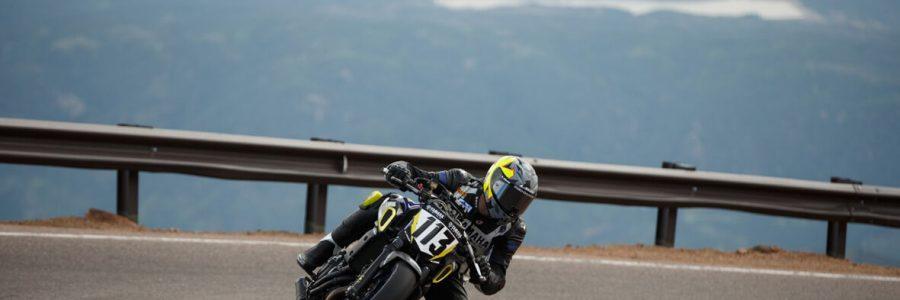 Rafael Paschoalin vence em Pikes Peak