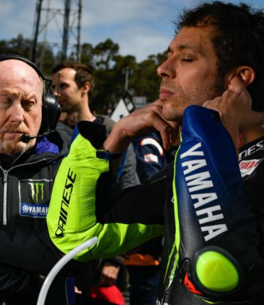 Rossi faz história como primeiro a disputar 400 GPs no Mundial de Motovelocidade