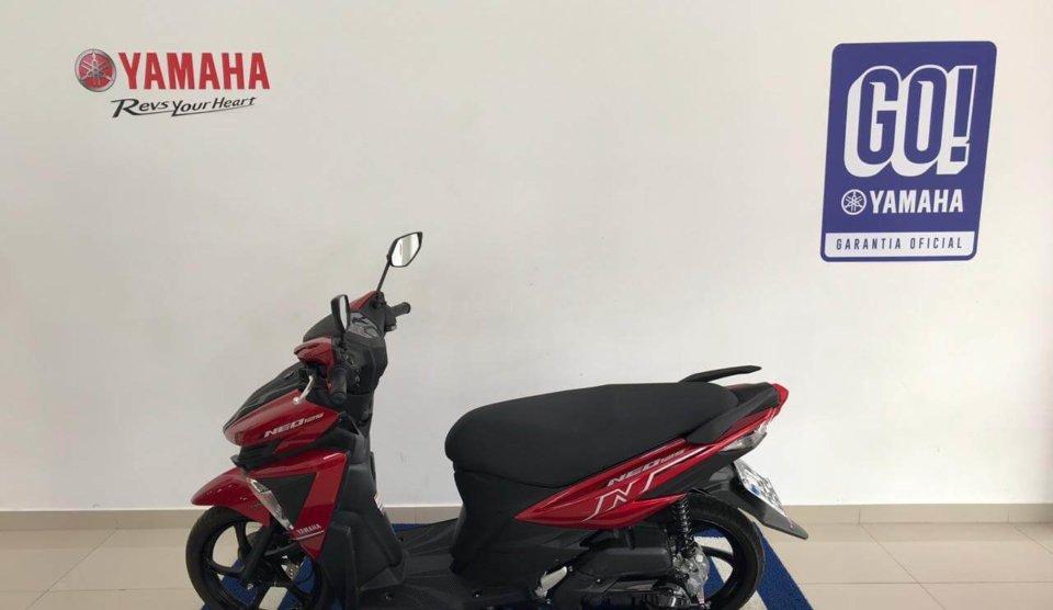 Yamaha Neo 125 UBS – GO ! Yamaha