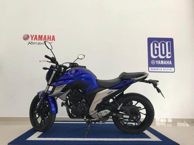 Fazer 250 – GO! Yamaha