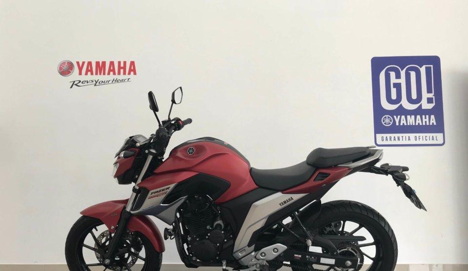 Fazer 250 ABS – GO ! Yamaha