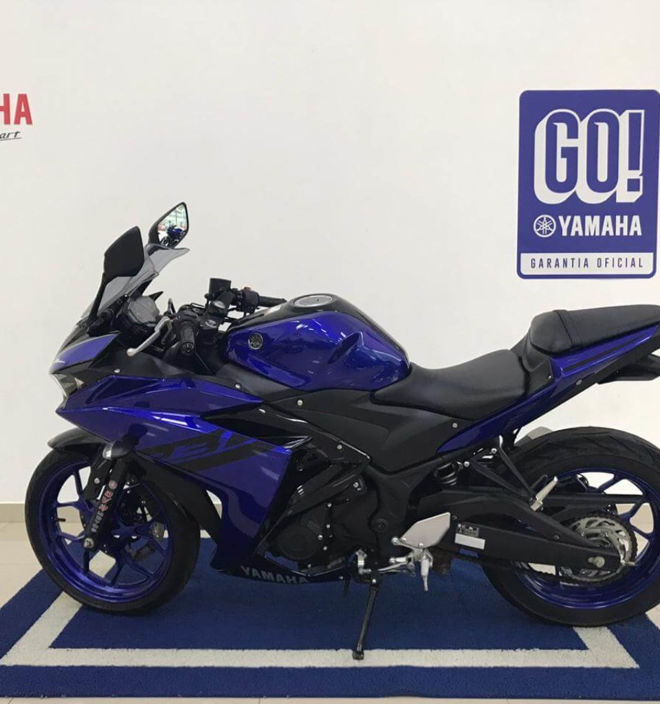 YZF R3 ABS – GO! Yamaha