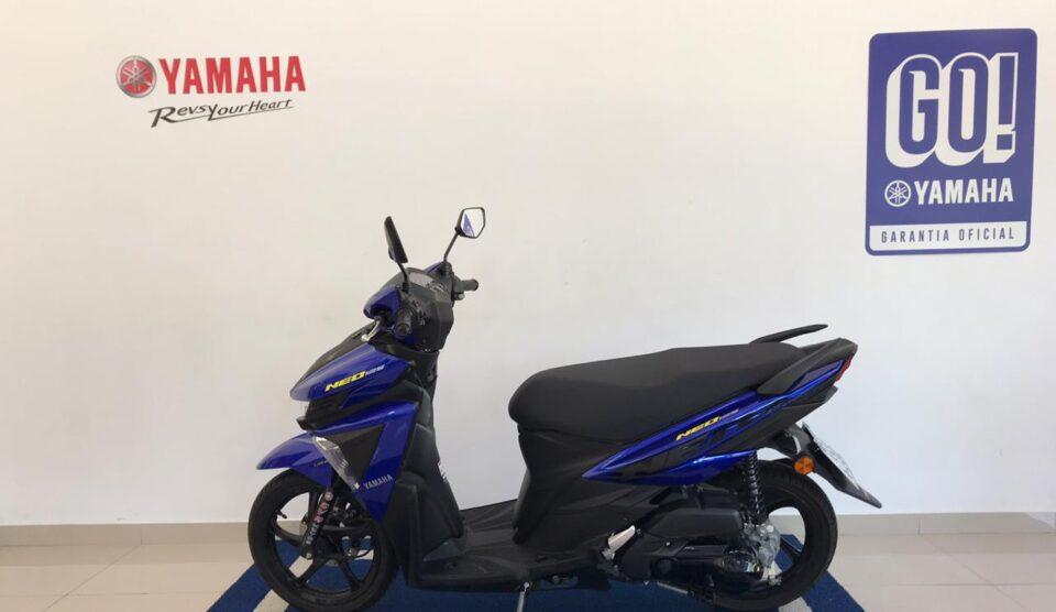 Neo 125 UBS – Go! Yamaha