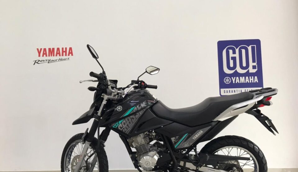 Crosser 150 Z – Go! Yamaha