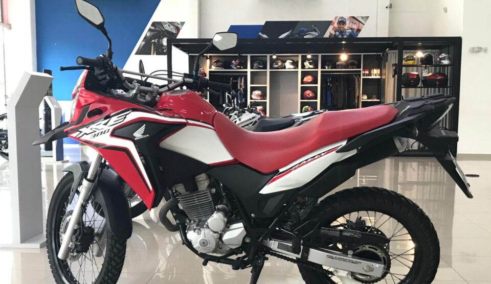 Honda XRE 300 ABS – Rally
