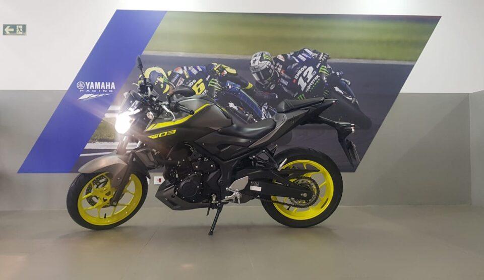 MT-03 – Go! Yamaha