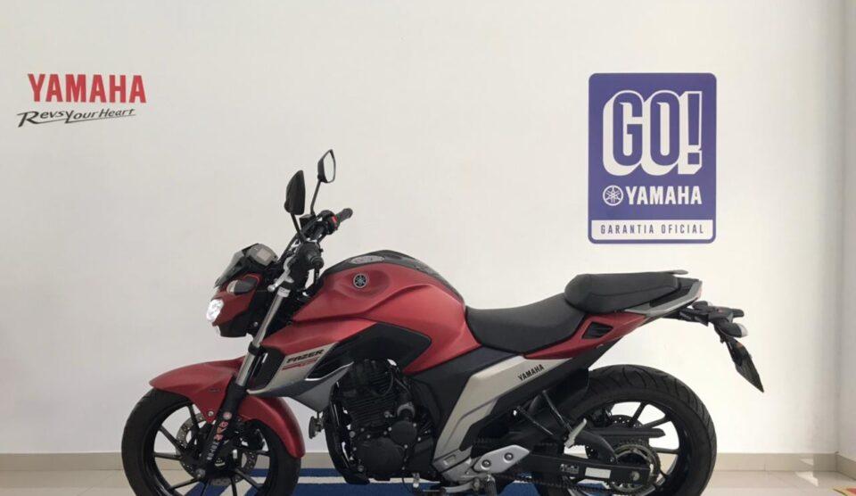 Fazer 250 ABS – Go! Yamaha