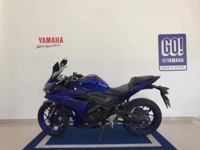 Yamaha R3 ABS – Go! Yamaha