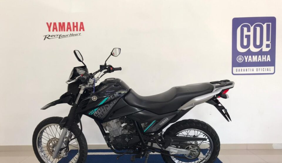 Yamaha Crosser 150 S ABS – Go! Yamaha