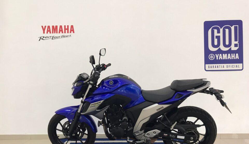 Yamaha Fazer 250 ABS – Go! Yamaha