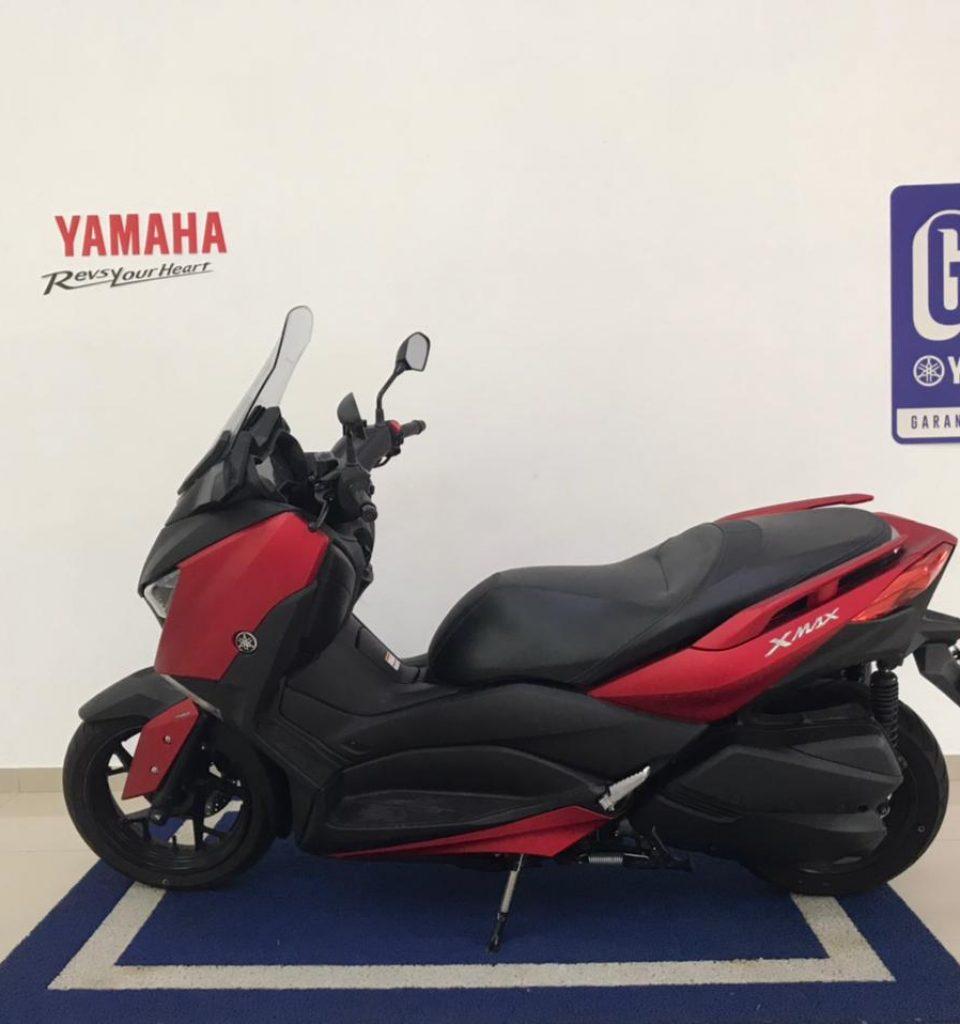 Yamaha XMAX 250 ABS – Go! Yamaha