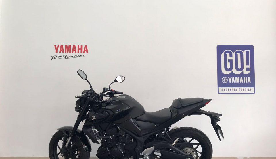 Yamaha MT-03 ABS – Go! Yamaha